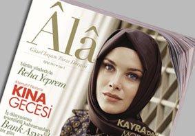 Ala Dergisi Eylul 2011 Kapak