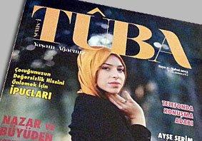 Tuba Dergisi Subat 2013 Kapak
